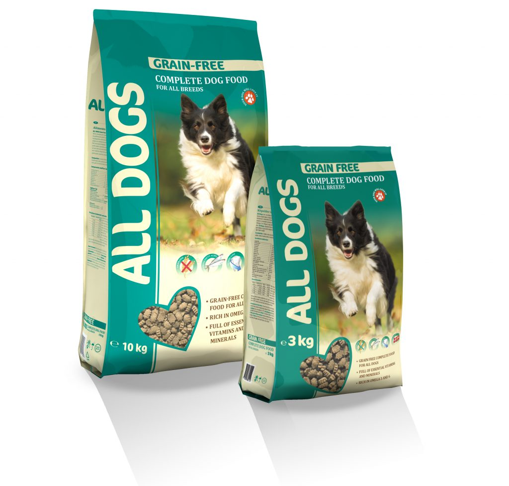 Complete Grain Free Dog Food All Dogs Grain Free Aller Petfood